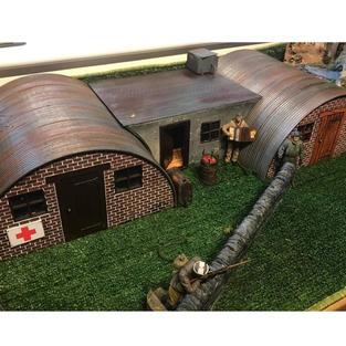 Tin Hut