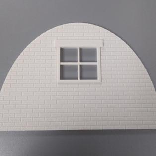 Tin Hut - Brick Back