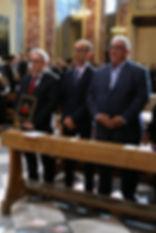 Il Priore e i due Consiglieri