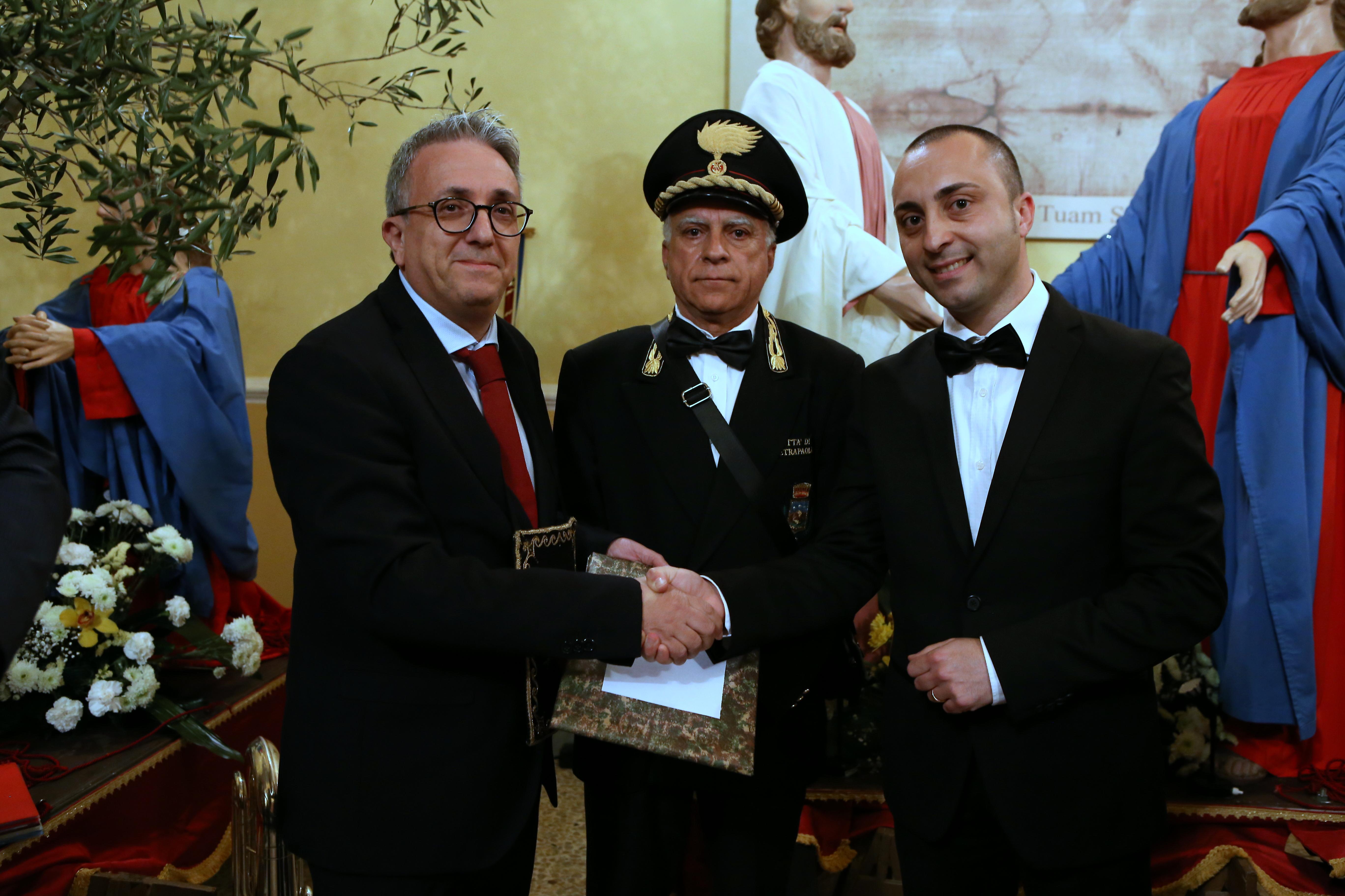 Priore, Capo Banda, Maestro