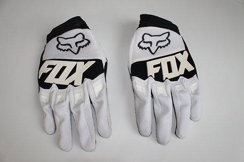 Offroad Handschuhe FOX weiss