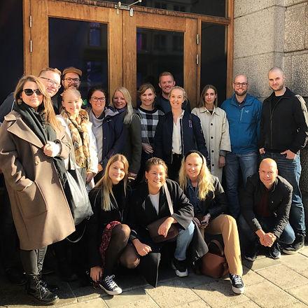 Aller Academy 2019 lett av Ulf Skarin