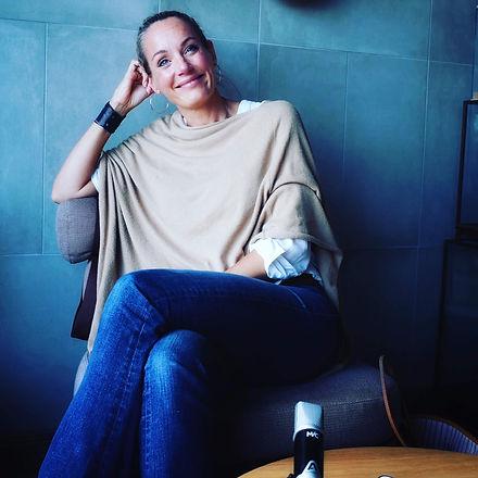 Lisa Gunnarsson intervjuad av Ulf Skarin