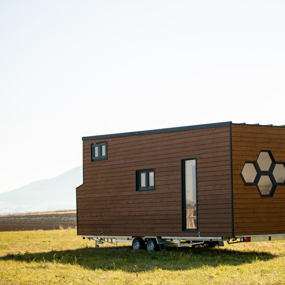 Tiny Houses Movable