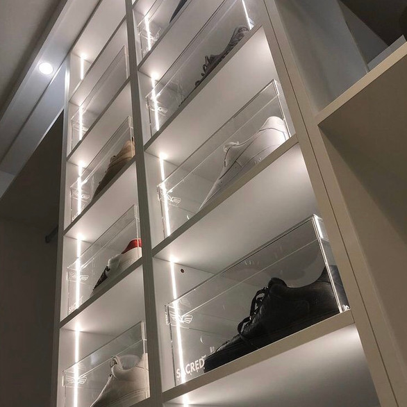 Shoe & Storage