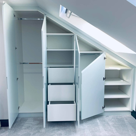 Roof Wardrobes