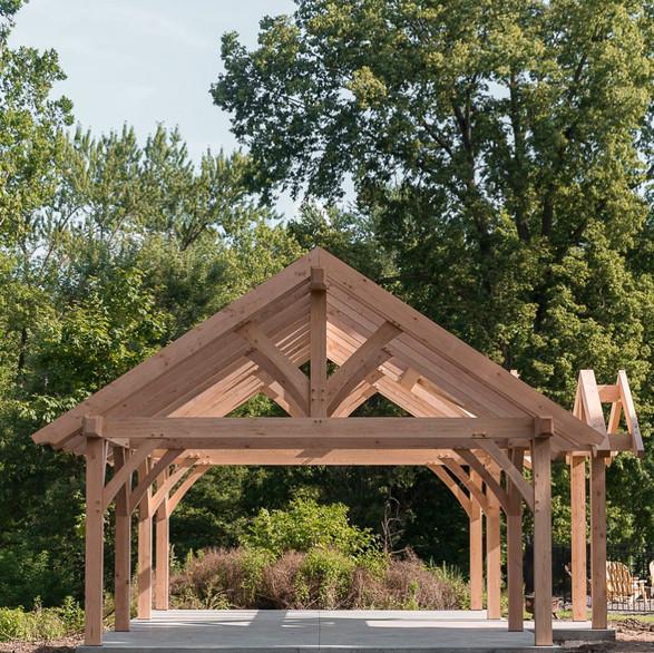 Solid Wood Framed Buildings
