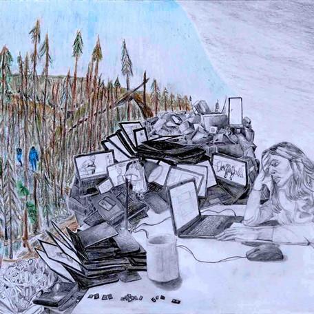 """06 """"Isolation und Natur als Zuflucht"""" Sarah G._16 Jahre"""