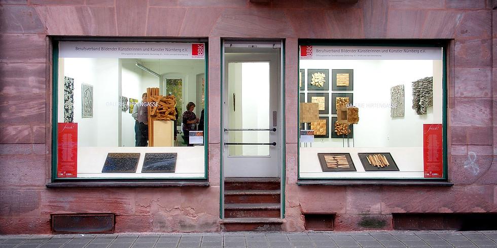 """""""DAS KLEINE FORMAT"""" BBK Gruppenausstellung (1)"""