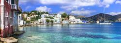 Greek Island Leros