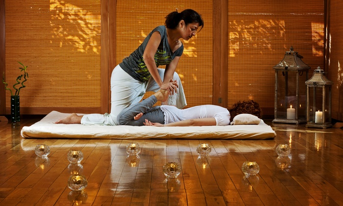 Ancient Thai Massage