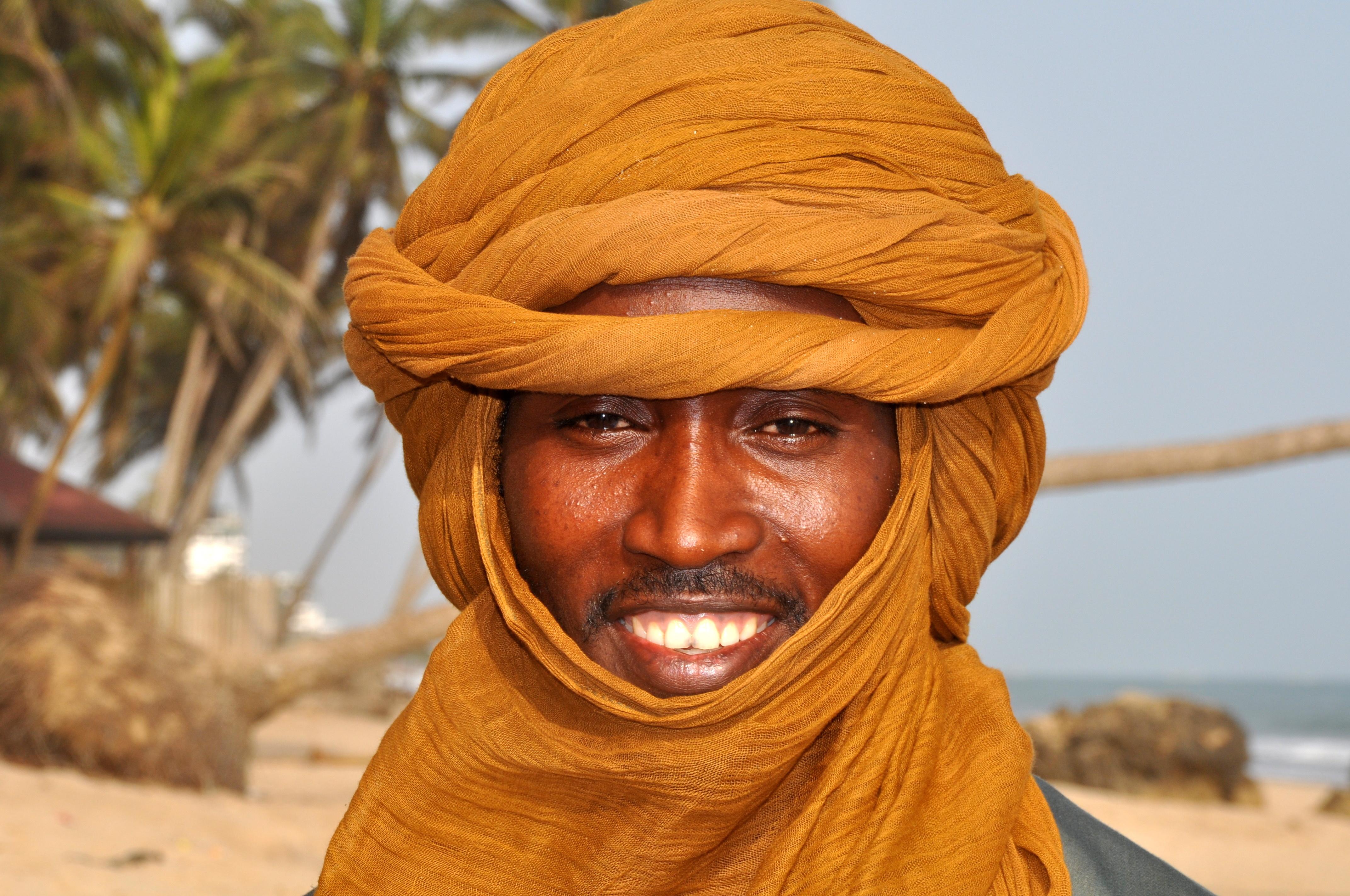 Morocco Man