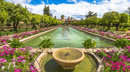 Spain-Cordoba Garden.png
