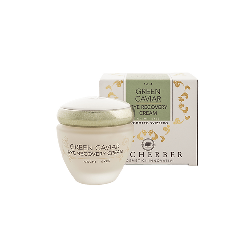 Eye recovery cream Green caviar Locherber (30 ml)