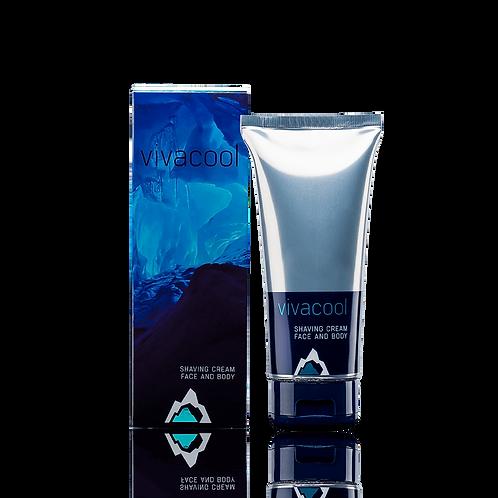 Viva Cool face and body shaving cream