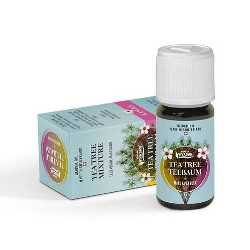 100% Tea tree oil with Kanuka and Manuka(10 ml)