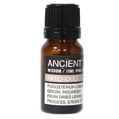 10 ml Patchouli Essential Oil