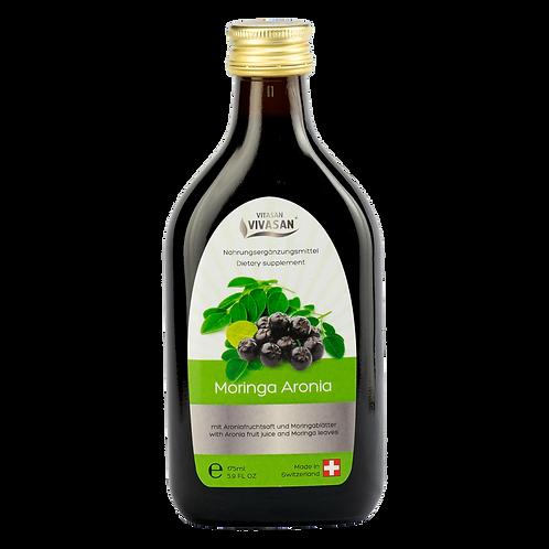 Syrup Moringa Aronia (175 ml)