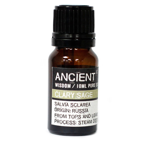 10 ml Clary Sage Essential Oil