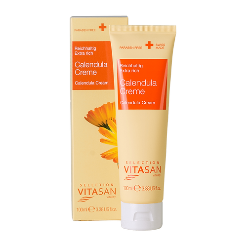 Organic calendula cream (100 ml)