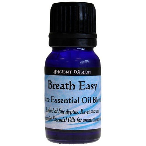 Breath Easy Essential Oil Blend - 10ml
