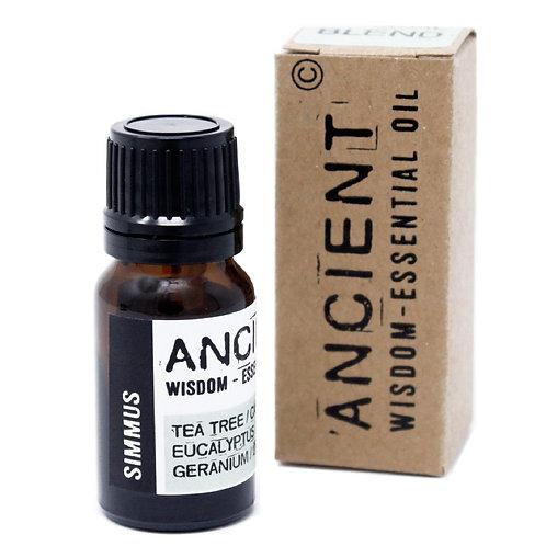 Simmus Essential Oil Blend - Boxed - 10ml