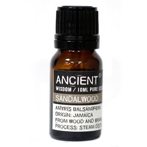 10 ml Sandalwood Amayris Essential Oil