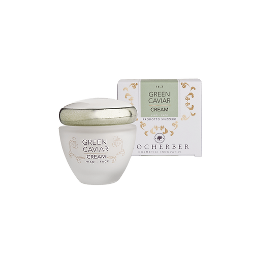 Anti-aging cream Green caviar Locherber (30 ml)