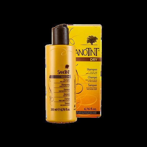 Sanotint dry hair shampoo