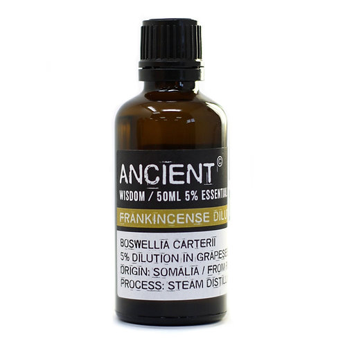 Frankincense (Dilute) 50ml