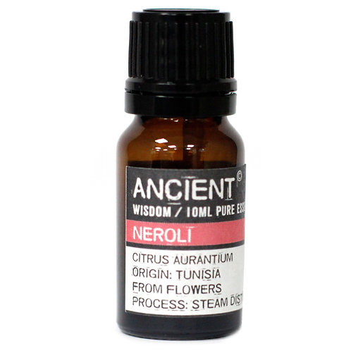 10 ml Pure Neroli Essential Oil