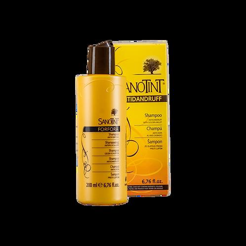Sanotint anti-dandruff shampoo
