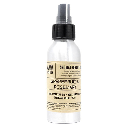 Essential Oil Mist - Graperfruit and Rosemary