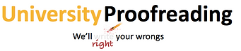 Academic Proofreading and Editing