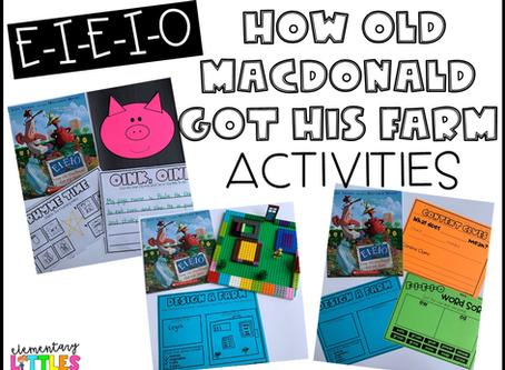 How Old MacDonald Got His Farm!