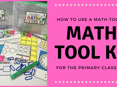 How To Use A Math Tool Kit
