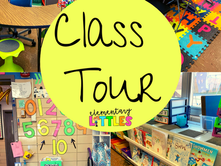 Classroom Tour