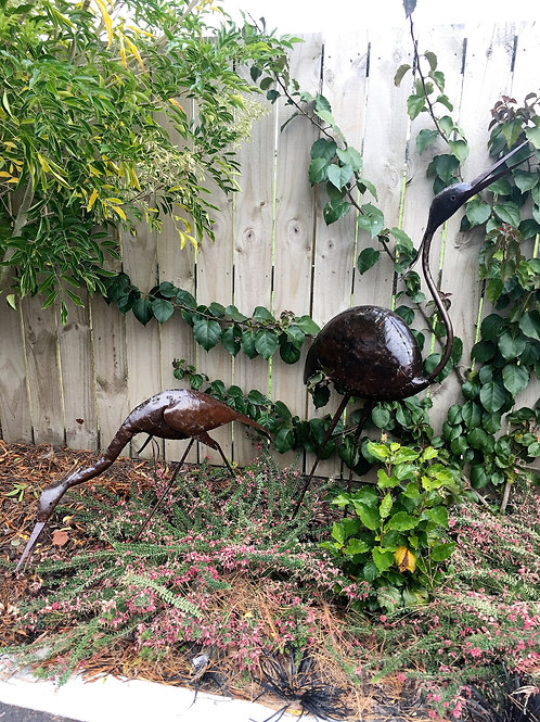 X-Small Heron Bending