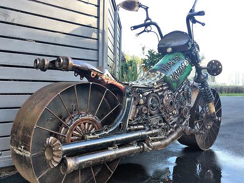 Large Harley Davidson