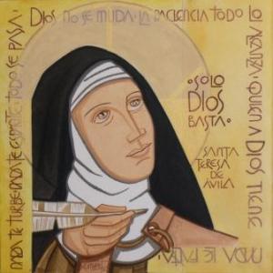 Tardes con Teresa, en el Monasterio de las Carmelitas de Olza (Navarra)