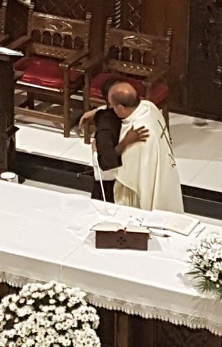 SANTANDER - Renovación de la Profesión Religiosa en el Carmelo Teresiano