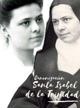 Carta de N. P. General tras la canonización de SANTA ISABEL DE LA TRINIDAD