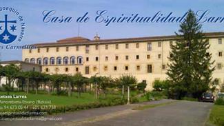 Programa de actividades de la Casa de Espiritualidad de Larrea 2019
