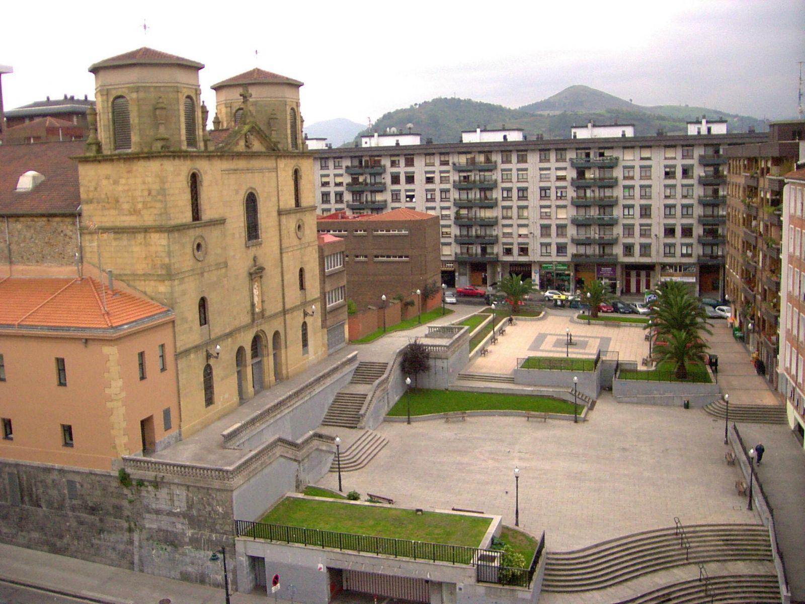Plaza Carmelo