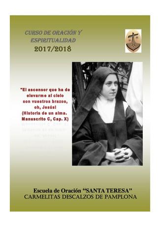 Escuela de Oración 2017/18 - Pamplona