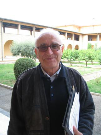 P. Luis Arostegui, ocd, Nuevo Provincial de los Carmelitas Descalzos de San Joaquín de Navarra para