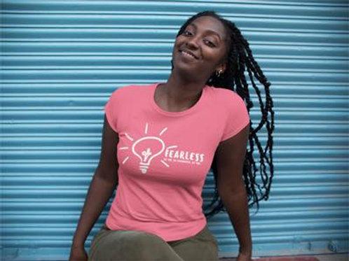 Ladies Fearless T-Shirt