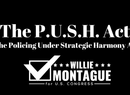 The P.U.S.H. Act (Introduction)