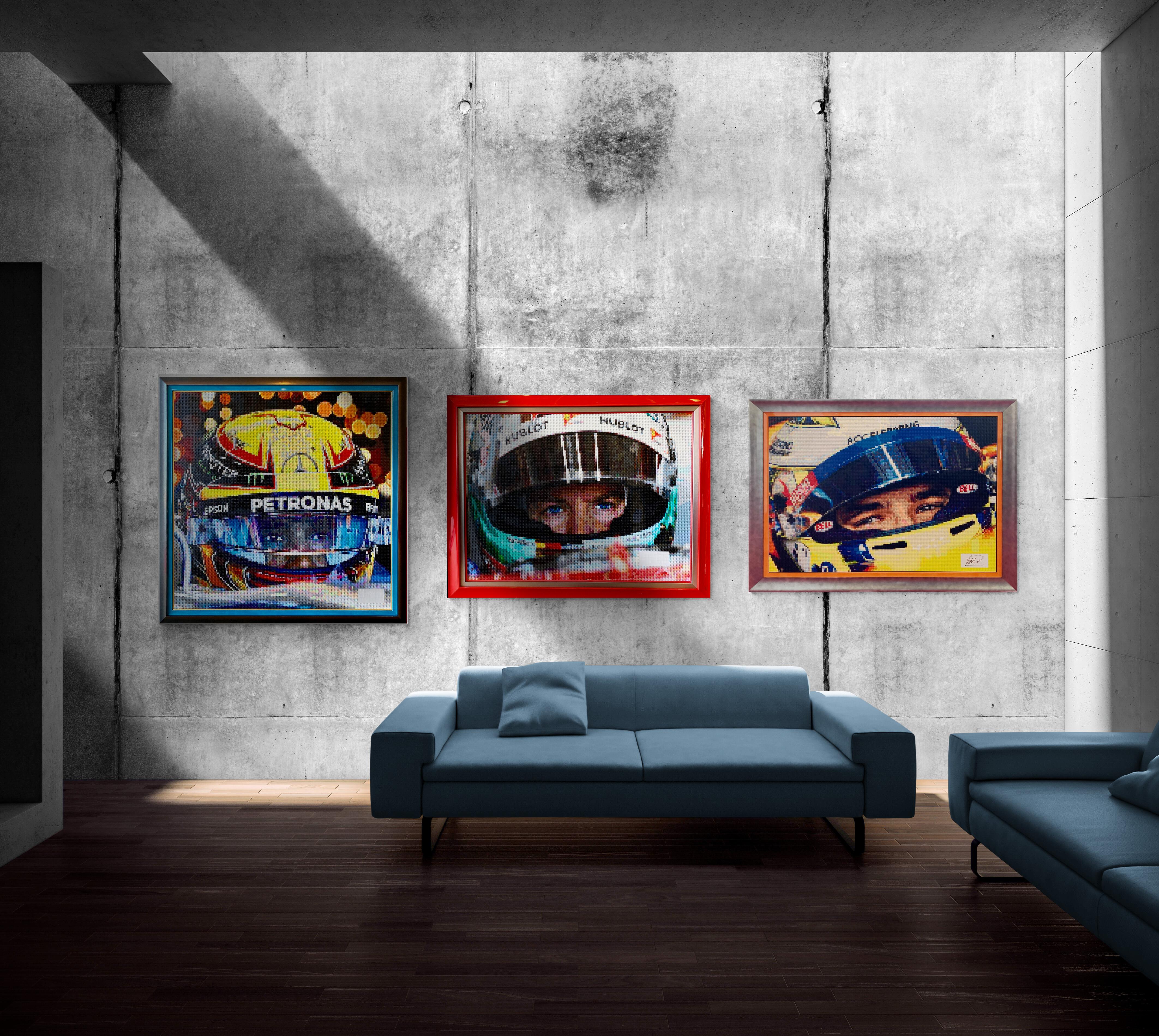 Formula One Pieces