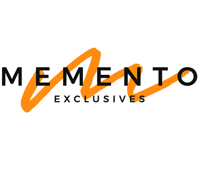 New Partnership with Memento Exclusives